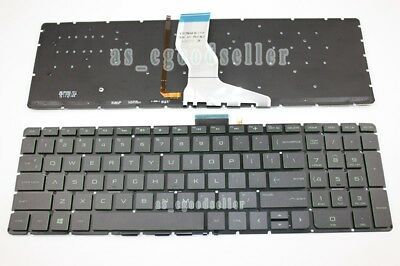 New HP Pavilion 15-AK024TX 15-AK025TX 15-AK029TX 15-AK032TX Keyboard US Backlit