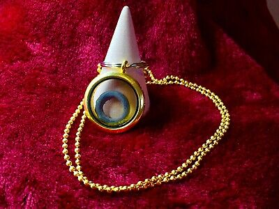 ANCIENT CELTIC PROTO MONEY RING c 800-50 BC IN NECKLACE/KEYCHAIN*WEARABLE RELICS