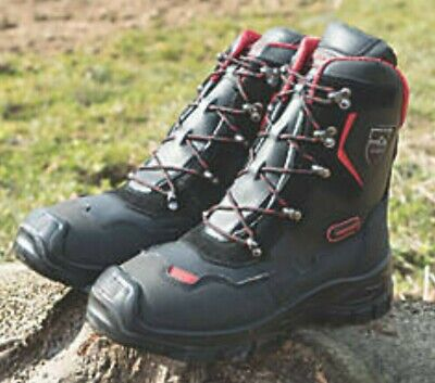 Christmas Gift For Men, Him, Dad, Grandad Grandpa Chainsaw Boots - All Sizes