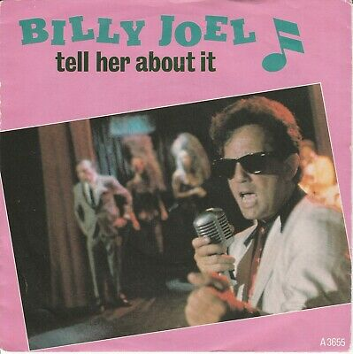 BILLY JOEL - Tell Her About It - GOOD+ CONDITION