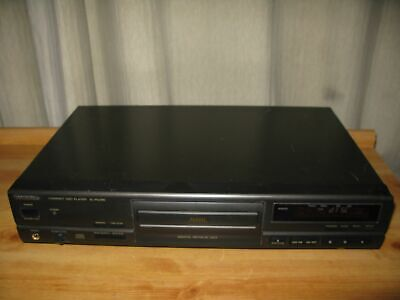 Technics SL-PG390 separate CD player / PERFECT