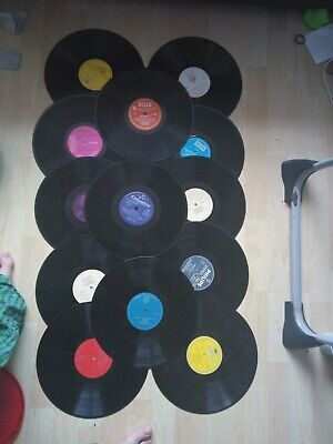 Old Records..Arts..Crafts. Up Recycle..joblot..recycling..Art supplies