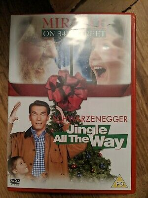 Miracle On 34Th Street / Jingle All The Way Dvd