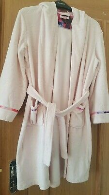 Ted Baker 9-10 Years Pink Night Robe Good Condition