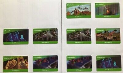 One (1) Day Hopper Ticket Pass Disney World, Magic / Animal Kingdom, Epcot, DHS