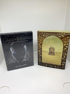 Game Of Thrones The Complete Seventh Season (Winter Is Here) Plus Fifth Season