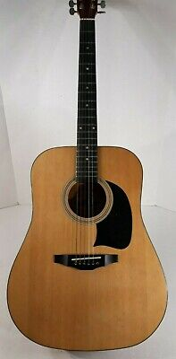 Vintage George Washburn Lyon Acoustic Guitar Model LG1