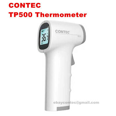 Digital LCD Forehead Thermometer Medical Baby Adult Body Temperature Gun Fever