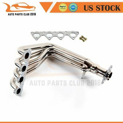 For 95-01 INTEGRA CIVIC Si B16//18 GS-R TRI-Y SS RACING HEADER//EXHAUST MANIFOLD