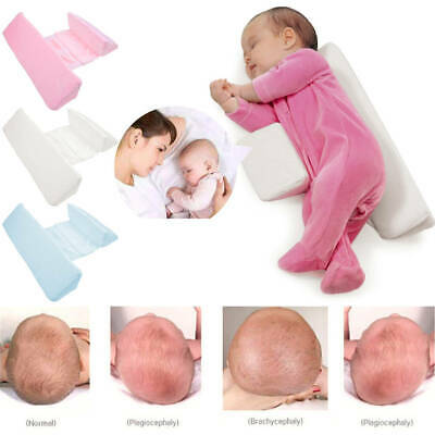Baby Sleep Pillow Wedge Infant Sleeping Head Support Pillow Anti Flat Head New