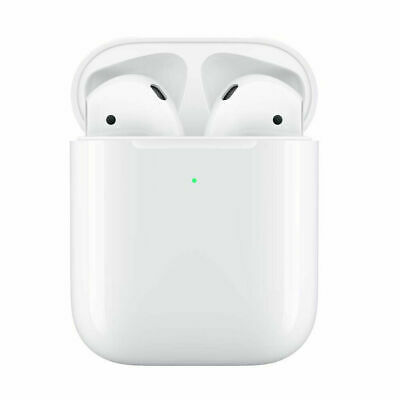 Apple AirPods 2nd Generation Wireless Bluetooth Headphones with Charging Case