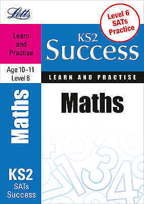 Letts Maths level 6 key stage 2 success sats
