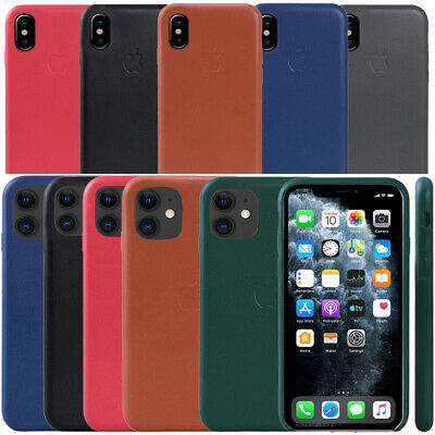 Case For APPLE iPhone 11 PRO XS MAX XR 8 7 6Plus SE 5S Original PU Leather Cover