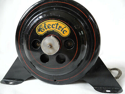 Antiker Electric Dynamo Motor Antriebsmodell Generator Spielzeug old engine toy