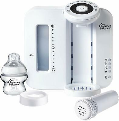 Tommee Tippee Closer to Nature Perfect Prep Machine in White