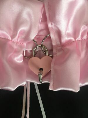 Lockable Option For Any Of My Dresses Sissy Maid * Adult Baby * Fetish * Cd/Tv *