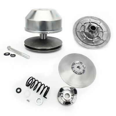 Drive Clutch + Secondary Driven for Yamaha Golf Cart 4 cycle G2 G8-G22 G16 1985-