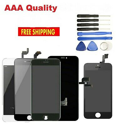 New LCD Touch Screen Digitizer For iPhone 5 5s SE 6 6P 6s 6SP 7 8 8P Plus w/tool