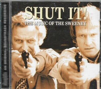 Various Artists - Shut It! (Music from the Sweeney/Original Soundtrack) CD