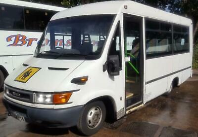Iveco.bus Daily 50C13 Tail Lift Pcv Minibus Disabled Access Psv