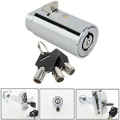 Universal High Security Plug Lock Cylinder For Snack Vending Machine Replacement