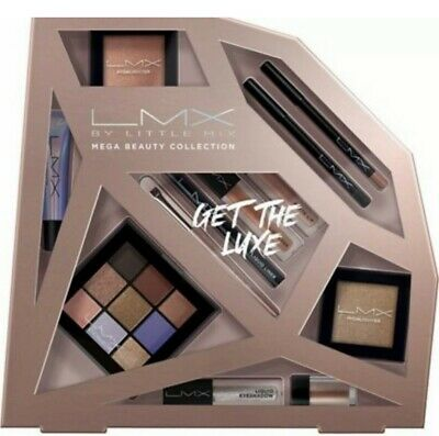 LMX Little Mix GET THE LUXE Makeup Cosmetic collection set BNIB VEGAN