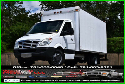 2007 Other Makes Sprinter 3500 Chassis 15ft Box Truck 2007 Freightliner Sprinter 3500 Box Truck Van 3.0L Mercedes Diesel Dodge Used