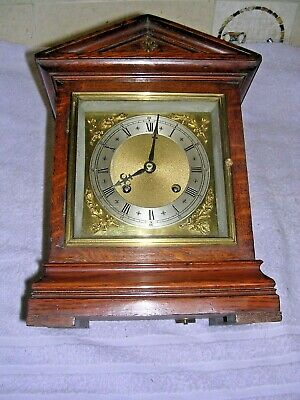 Beautiful  Bracket  Clock, Good  Working  Order