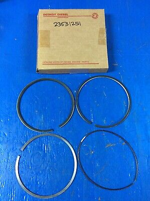 Detroit Diesel Ring Set 23531251-A