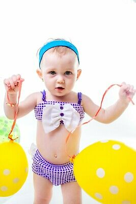 Wholesale Lot 20 Baby and Toddler Girl Swimsuits (Bikinis, Tankinis, One pieces)