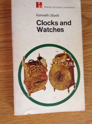 Clocks & Watches 161 Page Pocket BookBy Kenneth Ullyett