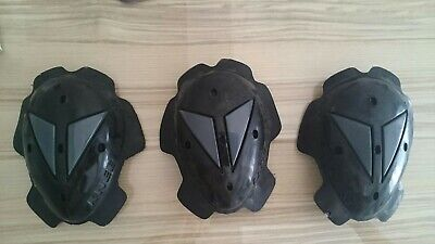 Lot 3 Protections genoux Moto DAINESE