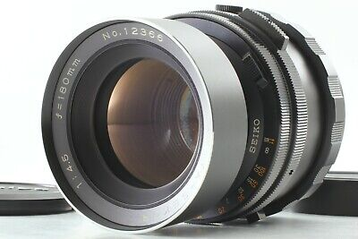 【Exc+5】Mamiya Sekor 180mm F/4.5 Lens for RB67 Pro S SD From Japan 289