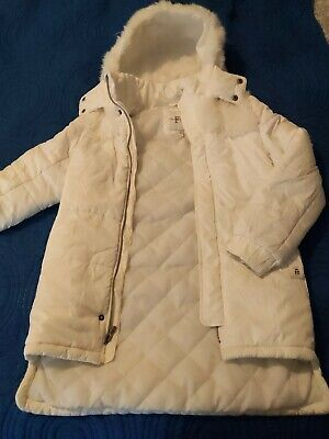 Girls Winter Coat Age 8-9 years from French Connection