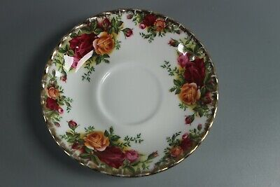 Royal Albert saucer England Old Country Roses