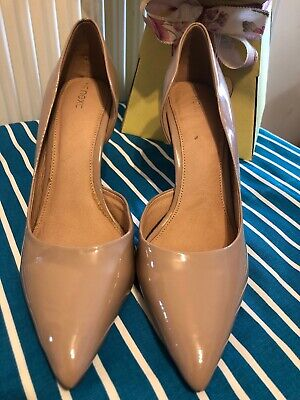 Next beautiful ladies womens shoes Size UK7 EU 40 Worn Once Only