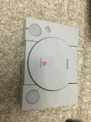 Sony PlayStation Classic Console With Controllers
