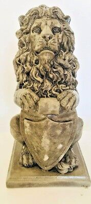 latex mould for making this stunning proud lion Figurine