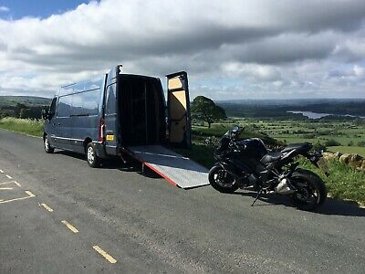 Motorcycle/Motorbike Collection/Delivery Midlands, Wales, Scotland