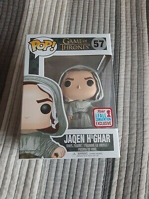 Funko Pop! Game Of Thrones Jaqen H'ghar #57 NYCC Exclusive Vinyl Figure