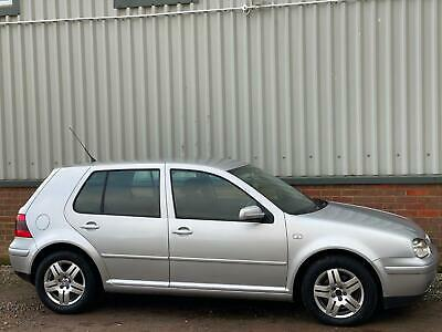 2003 [52] VOLKSWAGEN GOLF 1.9 GT TDi PD [130] MANUAL SILVER 5DR ONLY 52K MILES