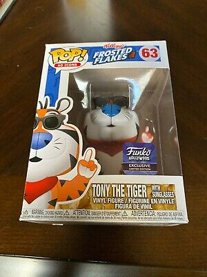 Funko Pop hollywood Tony The Tiger Limited Edition