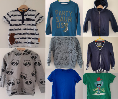 Next Build a Bundle Large Boys Multi Listing Clothes Bundle 7-8 /& 8 Years Boden