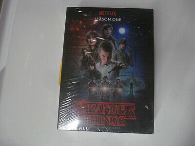 Stranger Things Seasons 1-3 seasons DVD  Set Brand New US Version  FAST SHIPPING
