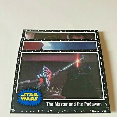 Topps Star Wars Journey to the Last Jedi Lot of Black Parallel Base Cards