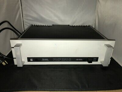 Perreaux Pmf 1150B Class A Dual Channel Power Amplifier Works Perfect