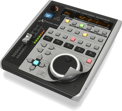 Like N E W Behringer X-TOUCH ONE USB MIDI Universal Control Surface Auth. Dealer