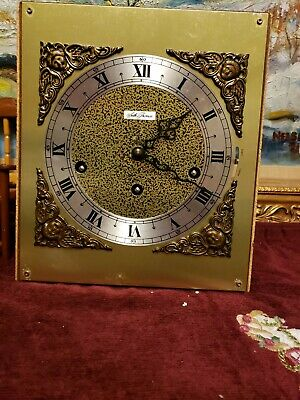 Old Seth Thomas Mantle / Shelf Clock 89 Movement & Pendulum Clock Parts