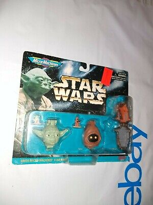 Star Wars Micro Machines Collection Iii (#68020) Brand New !!!Must Read!!!