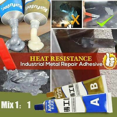 100g Industrial Heat-Resistance Cold Weld Metal Scratch Paste-Metal Repair